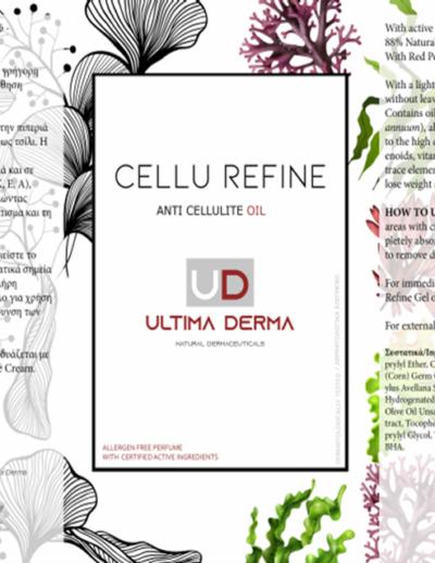 CELLU REFINE OIL
